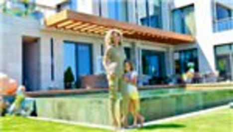 İşte Esra Oflaz Güvenkaya'nın evi!