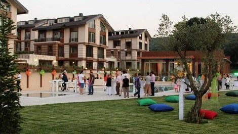 Merkez Zekeriyaköy'ün sakinleri yaz partisinde buluştu