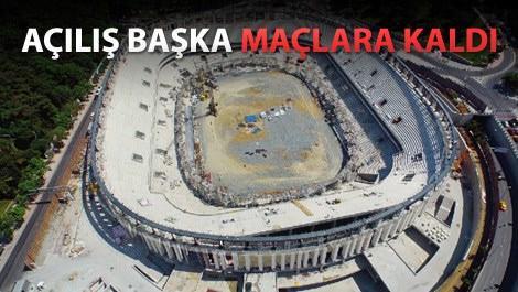 stad inşaatının havadan görünümü