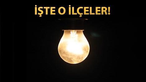 İstanbul 30 Temmuz'da karanlığa teslim olacak!