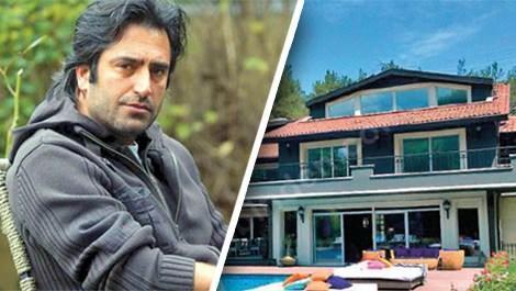 Mahsun Kırmızıgül, Bahçeköy'deki villasını satıyor!