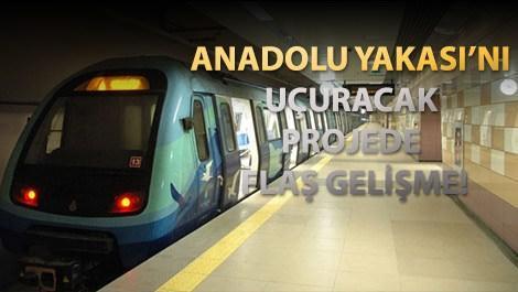 istanbul metrosundan boş istasyon fotoğrafı