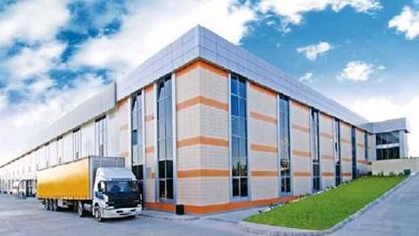 Çorum OSB'de satılık fabrika binası!