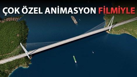 İşte Kuzey Marmara Otoyolu'nun güzergahı!