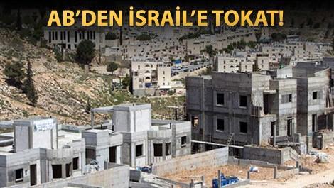İsrail'in yerleşim yeri kararına büyük tepki!