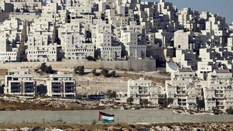 israil kudüs yerleşim