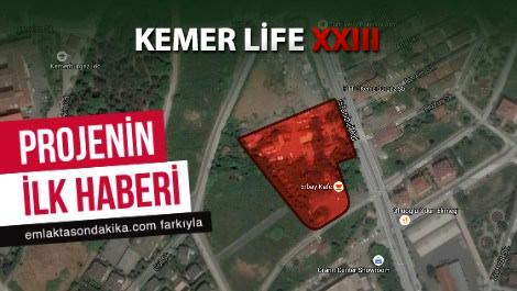 Kemer Life XXIII projesi