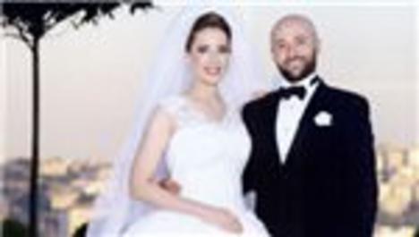 Liv Yapı'nın patronu Sönmez Aydın evlendi!