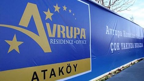Avrupa Ataköy Residence Office