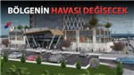 Ballı Business Center, Çorlu'ya yeni bir tat katacak!