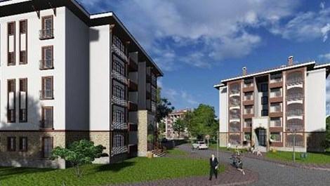 Beyşehir'deki konut açığı TOKİ projeleriyle giderilecek!