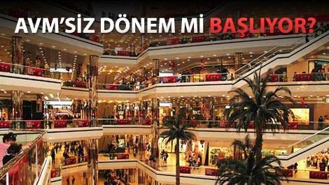 Türkiye'de AVM gelişim hızı yavaşlıyor!