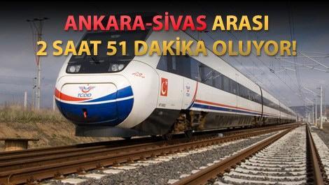 Hareket halindeki hızlı tren