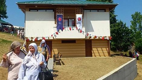 TİKA'nın Bosna Hersek'te açtığı müze