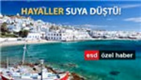 'Yunan Adaları'nda 'ucuz ev' balonu patladı