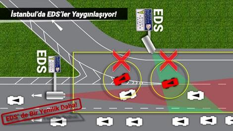 İstanbul'un EDS'leri çoğalıyor!