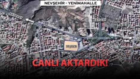 Emlak Konut GYO Nevşehir arsa ihalesi