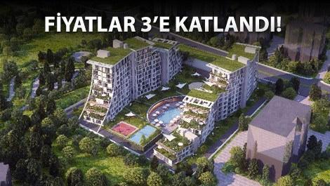 Erguvan İnşaat'ın hayata geçireceği Kurtköy projesi