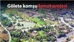 Bahçeşehir Göleti'nde inşaat başladı!