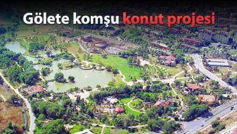 Bahçeşehir Göleti