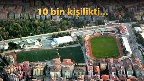 Dr Turhan Kılıçcıoğlu Stadı