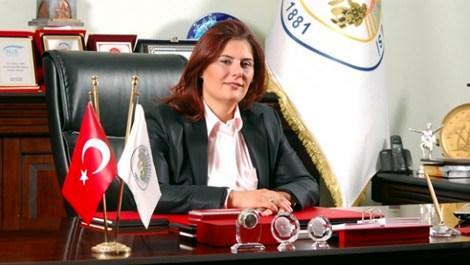 Aydın Büyükşehir Belediye Başkanı Özlem Çerçioğlu