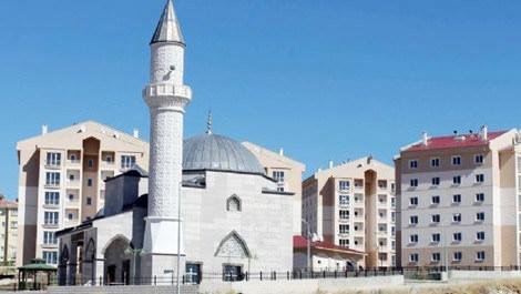 TOKİ'nin Yozgat'ta inşa ettiği Akmağdeni Konutları