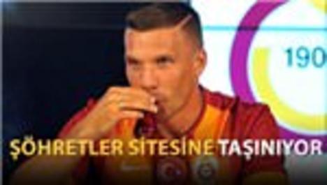 Podolski, Maçka Residence'ta yaşayacak!