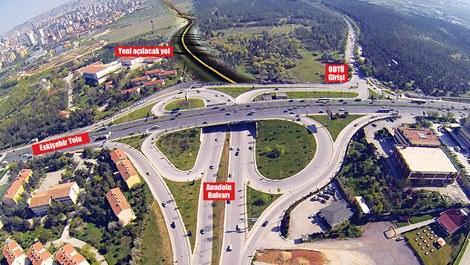 Ankara Bulvarı'nın kapatılmasına tepkiler sürüyor