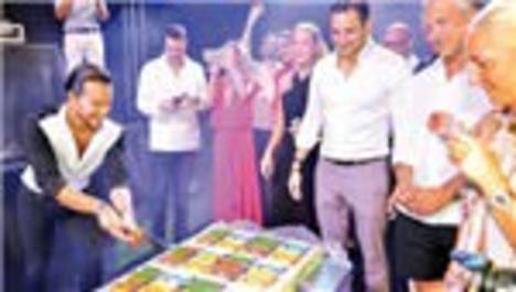Emir Bahadır'ın lüks doğum günü kutlaması!