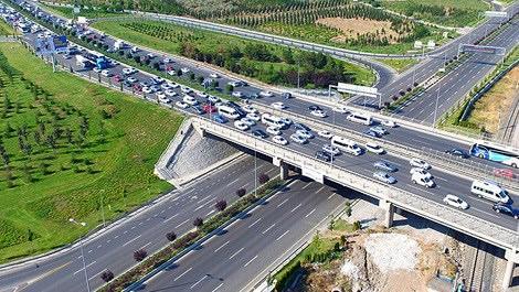 Ankara Bulvarı trafiğe açıldı!