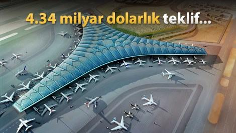 Kuveyt Havalimanı'na yeni terminal Limak'tan!