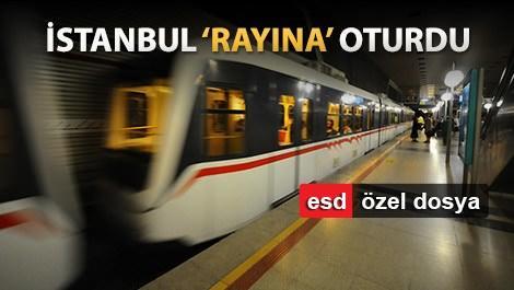 İşte İstanbul'un ulaşım