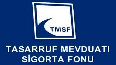 TMSF'den satılık 33 gayrimenkul!