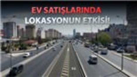 İstanbullular toplu ulaşıma yakın evleri tercih ediyor