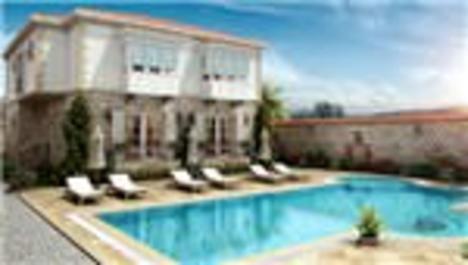 Boreas Butik Otel, Eylül'de misafirlerini bekliyor.