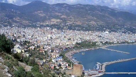 Antalya Gazipaşa'da 1.6 milyon liraya satılık tarla!