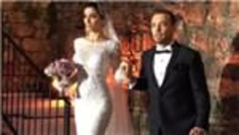 Murat Dalkılıç ve Merve Boluğur Adile Sultan Yalısı'nda evlendi