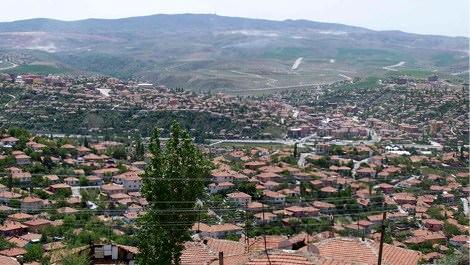 Ankara Mamak'ta 4 milyon liraya satılık arsa!