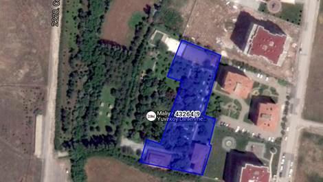 Maliye Bakanlığı Yuvaköy dinlenme tesisi