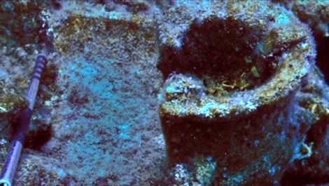 Muğla'da su altından 2100 yıllık ocak çıkarıldı!