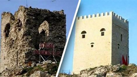 Şile Kalesi restorasyonu