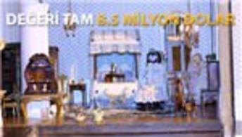 Dünyanın en pahalı minyatür evi