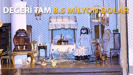 minyatür ev, astolat oyuncak sarayı, Elaine Diehl