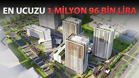 TOKİ, Mahall Ankara'da 48 dükkanı satışa açtı!