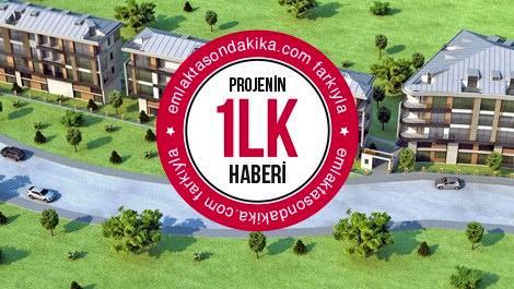 Pine Homes Göktürk'te 450 bin liraya 1+1!