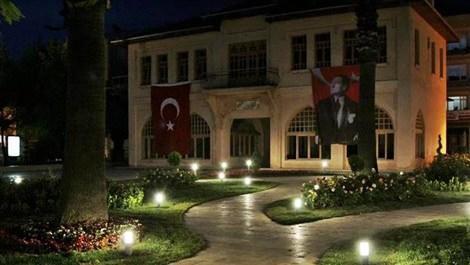 Atatürk'ün Kocaeli Karamürsel'de ziyaret ettiği belediye binası