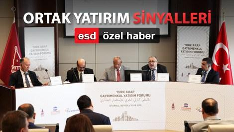 Türk gayrimenkul sektöründe Arap rüzgarı!