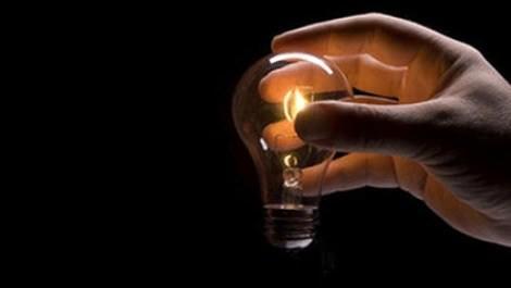 Karanlıkta yanan ampul