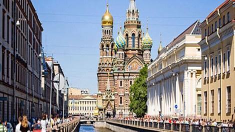 Moskova'ya yeni konut projesi!